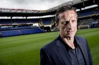 Troels Bech startede mandag d. 22. juni 2015 som sportschef i Brøndby IF.
