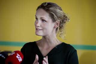 Enhedslistens politiske ordfører, Pernille Skipper, har spillet sig selv på banen som tredje statsministerkandidat i oppositionen.