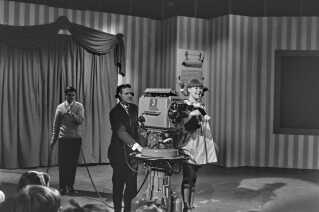 I slutningen af 1960'erne producerede Jørgen Clevin og Per B. Rasmussen børneprogrammerne 'Teleklub'. Her kunne man blandt andet møde Daimi som Pippi Langstrømpe i 1967. Hun udgav også et album det år, der hed 'Pippi Langstrømpe'.