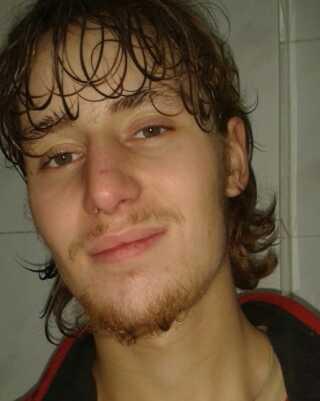 Et af de sidste billeder af Lukas Dam, før han som Islamisk Stat-kriger formodentlig blev dræbt i et luftbombardement i Syrien. Foto: (privatfoto)