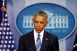 USA's præsident Barack Obama.