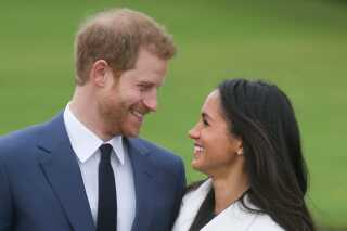 Prins Harry er nummer seks til den britiske trone. Hans kommende kone har været gift før. Hun er født og opvokset i Los Angeles. Har en bachelor i teatervidenskab og har været skuespiller. Derudover laver hun velgørenhedsarbejde og arbejder som FN-ambassadør for at styrke kvinders rettigheder.