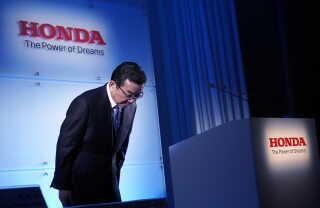 Honda producerer sin populære Civic-model på fabrikken i Swindon. I alt cirka 150.000 biler bliver produceret på fabrikken årligt.