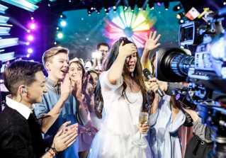 Årets vinder, 14-årige Polina Bogusevich fra Rusland.