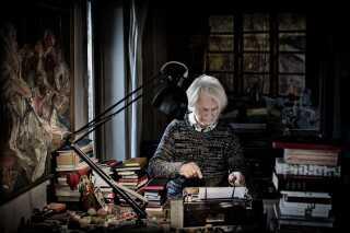 Peter Laugesen har brugt tre år på at oversætte Sylvia Plaths digtsamling 'Ariel'.