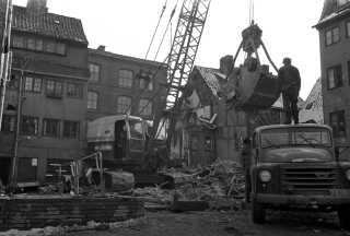 Sofiegården bliver revet ned.