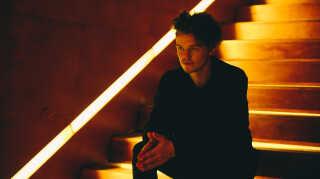 Martin håber, at han en dag vil ende på den internationale musikscene. (Foto: Frederik Højfeldt Nielsen)