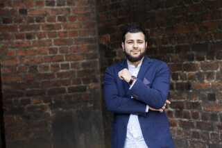 Tarek Ziad Hussein (Foto: David Leth Williams/Ritzau Scanpix)