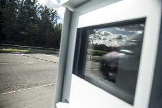 Stærekasser er et af politiets nye midler til at fange fartbilister.