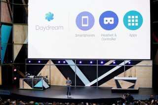 Daydream er en platform for VR-produkter, som andre producenter end Google også skal lave.
