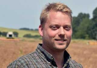 Siden Kasper Hellemann Henricksen blev ansat som godsinspektør i 2016, har udvidelsen af Brattingsborgs vandreservoir for alvor taget fart.
