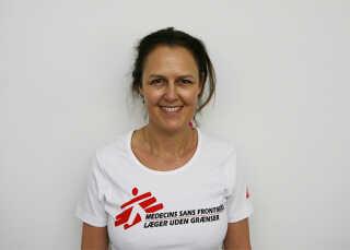 Maria Milland er fødselslæge og har flere gange været udsendt for Læger uden Grænser.
