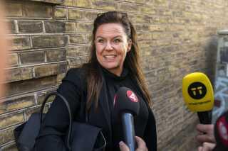 Forsvarer Betina Hald Engmark.