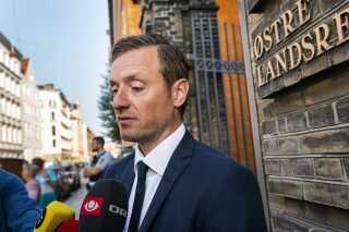 Anklager Kristian Kirk.