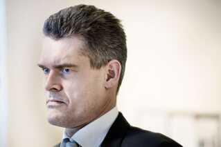 Departementschef Jens Brøchner