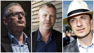 Skal og kan kunst god til modangreb mod terror og radikalisering? Det diskuterer Flemming Rose, Morten Kirkskov og Morten Messerschmidt.
