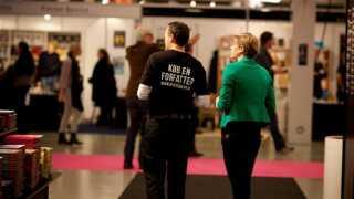 Rune Stefansson og Ida Exner planlægger et mord på BogForum