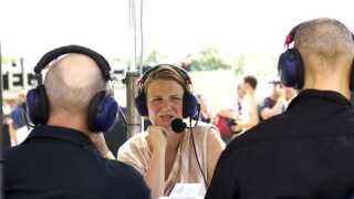 Den 4. juli 2014 sendte Harddisken på P1 direkte fra Roskilde Festival. Julie Hjort er firestarter i Orange Innovation og ansvarlig for festivalen Made. Hun var gæst hos Henrik Føhns og Anders Høeg Nissen.