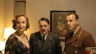 Filmen 'Der Untergang' blev rost for dens grundige og detaljerede fremstilling af historien.