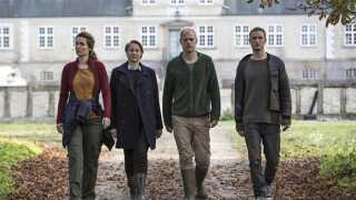 Selvom Signe har fået gården, så er der stadig masser af konflikter mellem de fire søskende i 'Arvingerne'.