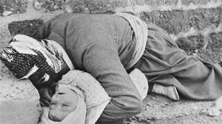 Et fotografi, som blev hele billedet på giftgas-angrebet på den kurdiske by, Halabja.