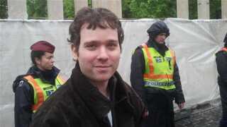 Zoltan Lovas - journalist og kommentator.
