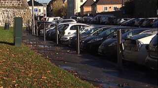 I Oslo er der gratis parkering og opladning til elbiler.