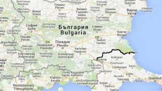 Det er over grænsen fra Tyrkiet, de fleste flygtninge kommer til Bulgarien.