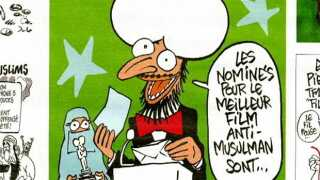 Charlie Hebdo har bragt mange satiretegninger af profeten Muhammed. Heriblandt de danske.