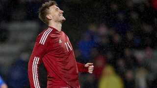 Nicklas Bendtner har spillet 66 landskampe og scoret 29 mål.
