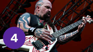 'Slayer'-guitarist Kerry King