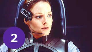 'Contact' er filmatiseret i 1997 med Jodie Foster i hovedrollen.