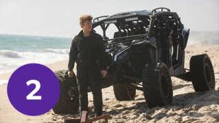 Stillfoto fra den nye sæson af 'Westworld'.