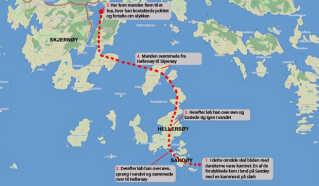 Norsk bådulykke
