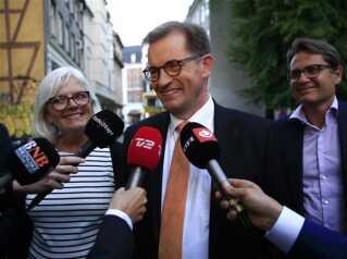 Søndag aften sagde Løkke til sine medlemmer, at ansvaret for det dårlige valg ligger hos ham.