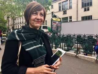 Fabienne Francois har tænkt sig at stemme strategisk mod Front National.