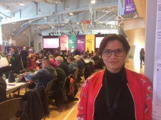 Sabrina Louise Christiansen er nummer to på listen over Enhedslistens byrådskandidater i Esbjerg.