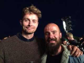 Jeppe kårede Arcade Fire-koncerten til Roskildes bedste, mens Lars først blev helt overbevist under koncertens sidste del.
