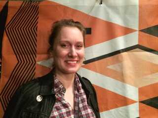 Ifølge Eva smittede bandets glæde ved at være på scenen publikum i slutningen af koncerten.