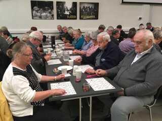 Der bliver spillet banko i Odin Havnepark i Odense, inden LO Fyn har arrangeret vælgermøde med kommunens spidskandidater.