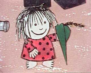 Cirkeline har indtil videre fået fire spillefilm. Her ses hun i 'Cirkeline - Ost og kærlighed' fra 2000.