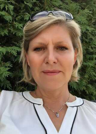 Anette Kjellegaard er både ked af det og rasende over, hvad der er sket.