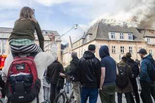 Den naturvidenskabelige legeplads, Experimentarium i København, måtte lukke i foråret 2015 efter at taget brød i brand for anden gang på et halvt år.