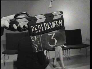 Peberkværnen var et af de første programmer i DR, der både blev sendt i radio og tv.