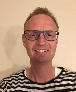 Thomas Kofoed er bestyrelsesmedlem hos Holbæk Bordtennisklub. Han ser frem til at benytte de nye faciliteter i Holbæk Sportsby.