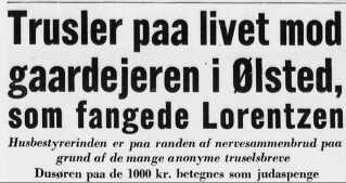 Politiken 2. maj 1950.