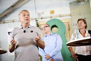 Alternativet peger på Uffe Elbæk som statsminister for at give vælgerne flere valg end de sædvanlige to.