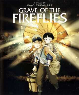 Grave of the Fireflies fra 1988.