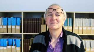 Professor i ferskvandsøkologi Kaj Sand-Jensen