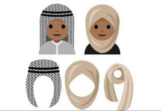 Aphelandra Messer har lavet et udkast til hijab emojien. Det fremgår af det forslag, som gennemgår de sidste revisioner.